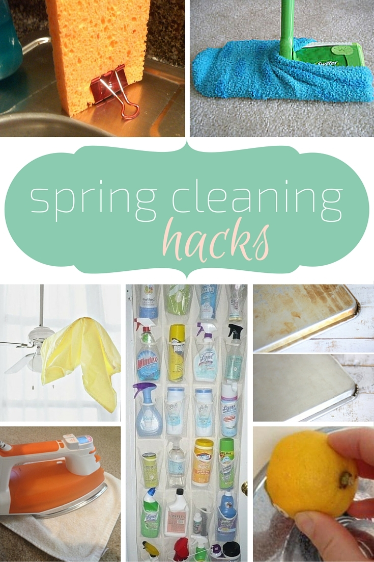 Spring Cleaning Hacks A Giveaway Sunflower State Of Mind